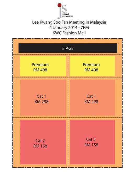 LKSFM SEATINGPLAN