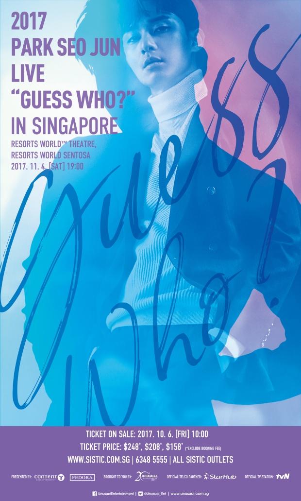 Park Seo Jun - Poster